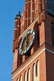 Church of the Holy family. Kaliningrad (former Koenigsberg), Rus Stock Photo