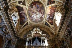 Church of Holy Martyrs Solutor, Adventor and Octavius Stock Photos