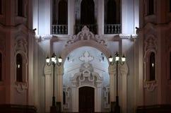 Church of the Holy Myrrh-Bearers Stock Images