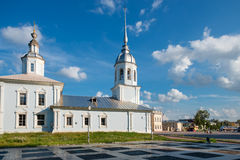 Church of the Holy Prince Alexander Nevsky Stock Images