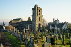 The Church of the Holy Rude, Stirling, Stirlingshire, Scotland. Church of the Holy Rude, Stirling, Stirlingshire, Scotland, UK Stock Photo
