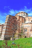 Church of the Holy Savior in Chora, Istanbul, Turkey Stock Photography