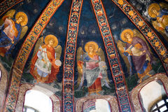 Church of the Holy Saviour in Chora in Istanbul,Turkey Royalty Free Stock Photography