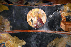 Church of the Holy Saviour in Chora in Istanbul, Turkey Royalty Free Stock Photography