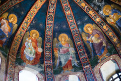 Church of the Holy Saviour in Chora in Istanbul,Turkey Stock Images