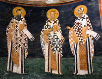 Church of the Holy Saviour in Chora in Istanbul, Turkey Royalty Free Stock Photos