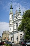 Church of the Holy Saviour (Kosciol Zbawiciela) in Warsaw Royalty Free Stock Photo