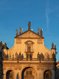 Church of the Holy Saviour in Prague, the Czech Republic Stock Photos