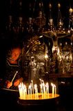 Church of the Holy Sepulcher Royalty Free Stock Photos