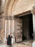 Church of the Holy Sepulcher Royalty Free Stock Images