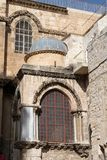 The Church of The Holy Sepulchre. Church of The Holy Sepulchre, Jerusalem royalty free stock photo