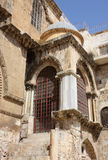 Church of the Holy Sepulchre. In Israel stock photography