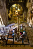 Church of the Holy Sepulchre. Royalty Free Stock Image