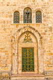 Church of the Holy Sepulchre detail Stock Photo