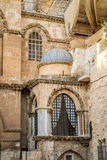 The Church of the Holy Sepulchre in Jerusalem Stock Images