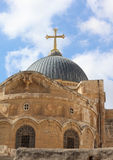 Church of the Holy Sepulchre. Jerusalem Stock Images