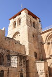 Church of the Holy Sepulchre - Jerusalem - Israel Royalty Free Stock Image