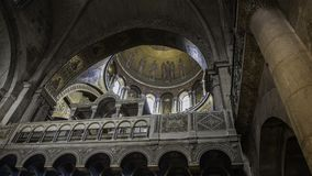 Church Of The Holy Sepulchre stock images