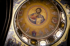 Church of the Holy Sepulchre in Jerusalem, Israel. Stock Images