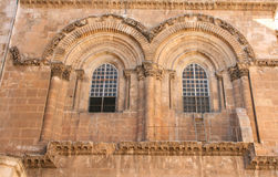 Church of the Holy Sepulchre Royalty Free Stock Photography