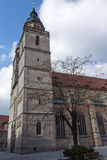 Church of the Holy Spirit in Bayreuth, Germany, 2015 Royalty Free Stock Photo