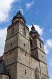 Church of the Holy Spirit in Bayreuth, Germany, 2015 Stock Images