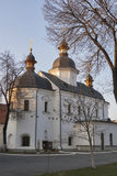 Church of the Holy Spirit in Bratsky monastery. Kiev, Ukraine. Royalty Free Stock Images