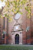 The Church of the Holy Spirit Danish: Helligåndskirken in Copenhagen Royalty Free Stock Image