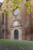 The Church of the Holy Spirit Danish: Helligåndskirken in Copenhagen Royalty Free Stock Photos