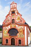 Church of the Holy Spirit in Fussen, Germany Stock Photo