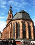 The Church of the Holy Spirit, Heidelberg  Royalty Free Stock Image