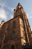 Church of the Holy Spirit, Heidelberg Stock Images