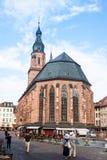Church of the Holy Spirit in Heidelberg Royalty Free Stock Photo
