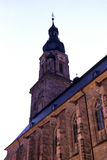Church of the Holy Spirit- Heidelberg Stock Images