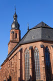 Church of the Holy Spirit in Heidelberg, Germany Stock Photos