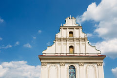 Church of the Holy Spirit in Minsk, Belarus Stock Image