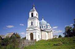 The Church of Holy spirit, the New Yaroslavl region Stock Images