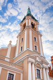 Church of Holy Spirit in Torun Stock Photography