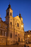 Church of the Holy Spirit in Warsaw Royalty Free Stock Image