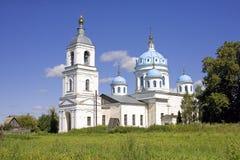 The Church of Holy spirit Yaroslavl region, the New Royalty Free Stock Photos