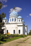 The Church of Holy spirit Yaroslavl region the New Royalty Free Stock Images