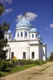 The Church of Holy spirit Yaroslavl region the New Royalty Free Stock Images