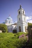 The Church of Holy spirit Yaroslavl region the New Royalty Free Stock Photo