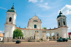 Tykocin, Church of the Holy Trinity Royalty Free Stock Images