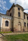 Church of the Holy Trinity in historical town of Kotel, Sliven Region, Bulgaria. KOTEL, BULGARIA - AUGUST 1, 2014: Church of the Holy Trinity in historical town royalty free stock photography