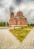 Church of Holy Trinity in Kolomna Royalty Free Stock Image