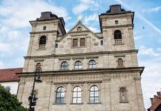 Church of the Holy Trinity in Kosice, Slovakia Royalty Free Stock Image