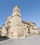 Church of the Holy Trinity Santisima Trinidad, Ubeda, Spain Royalty Free Stock Images