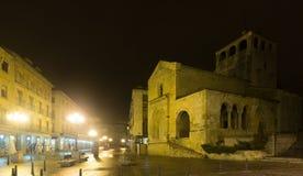 Church of  Holy Trinity. Segovia, Spain Royalty Free Stock Images