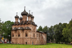 Church of the Holy Trinity, Veliky Novgorod Stock Images